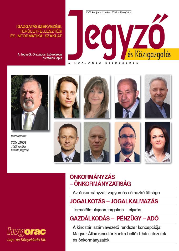 Az elektronikus ügyintézés jogi keretei (2016. május)