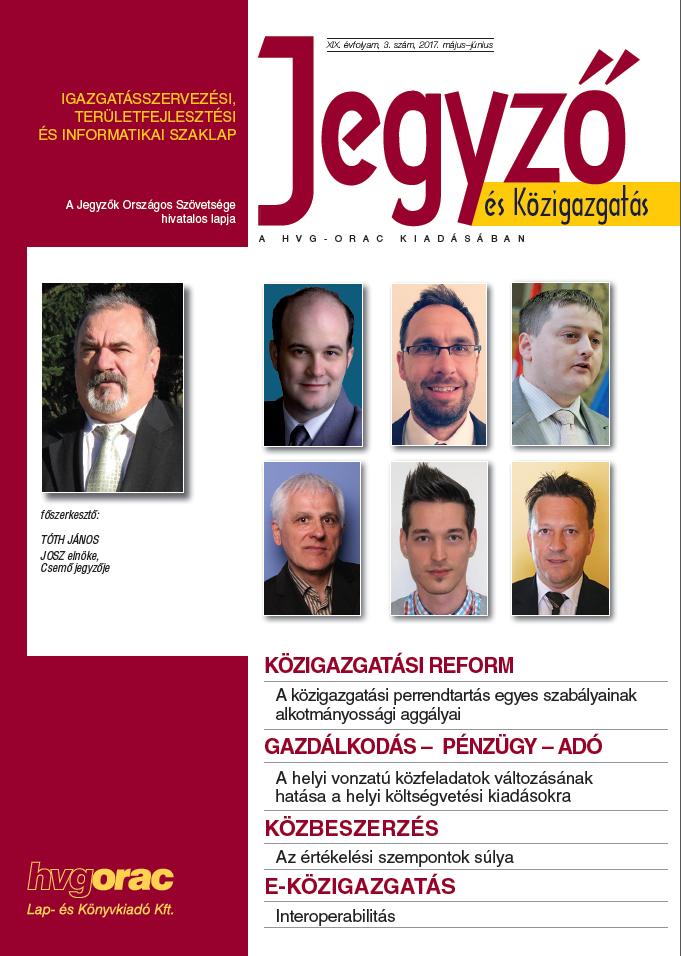 Interoperabilitás (2017. május)